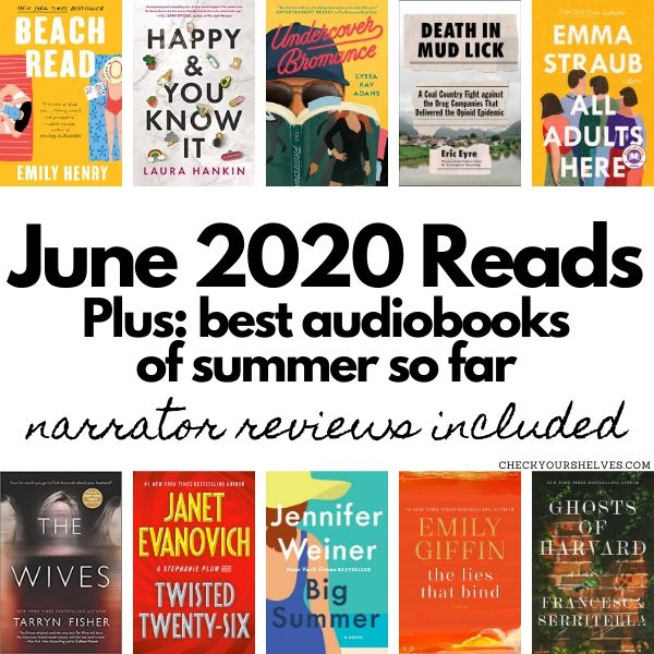 best audiobooks summer 2020