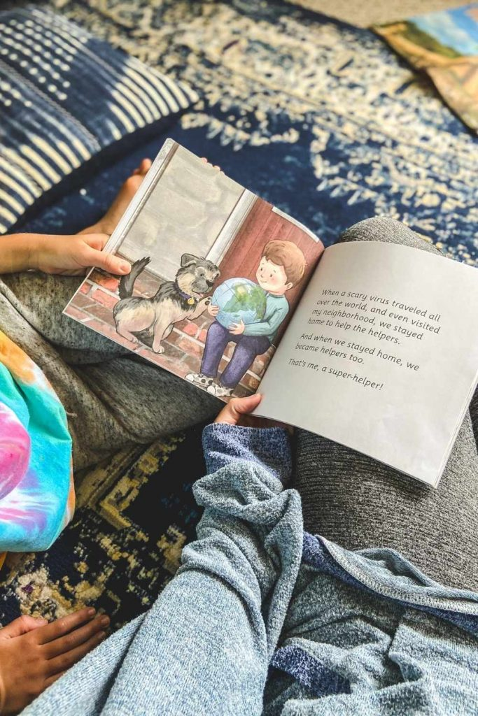 Reading When We Stayed Home Book | Check Your Shelves